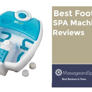 best heated foot spa reviews