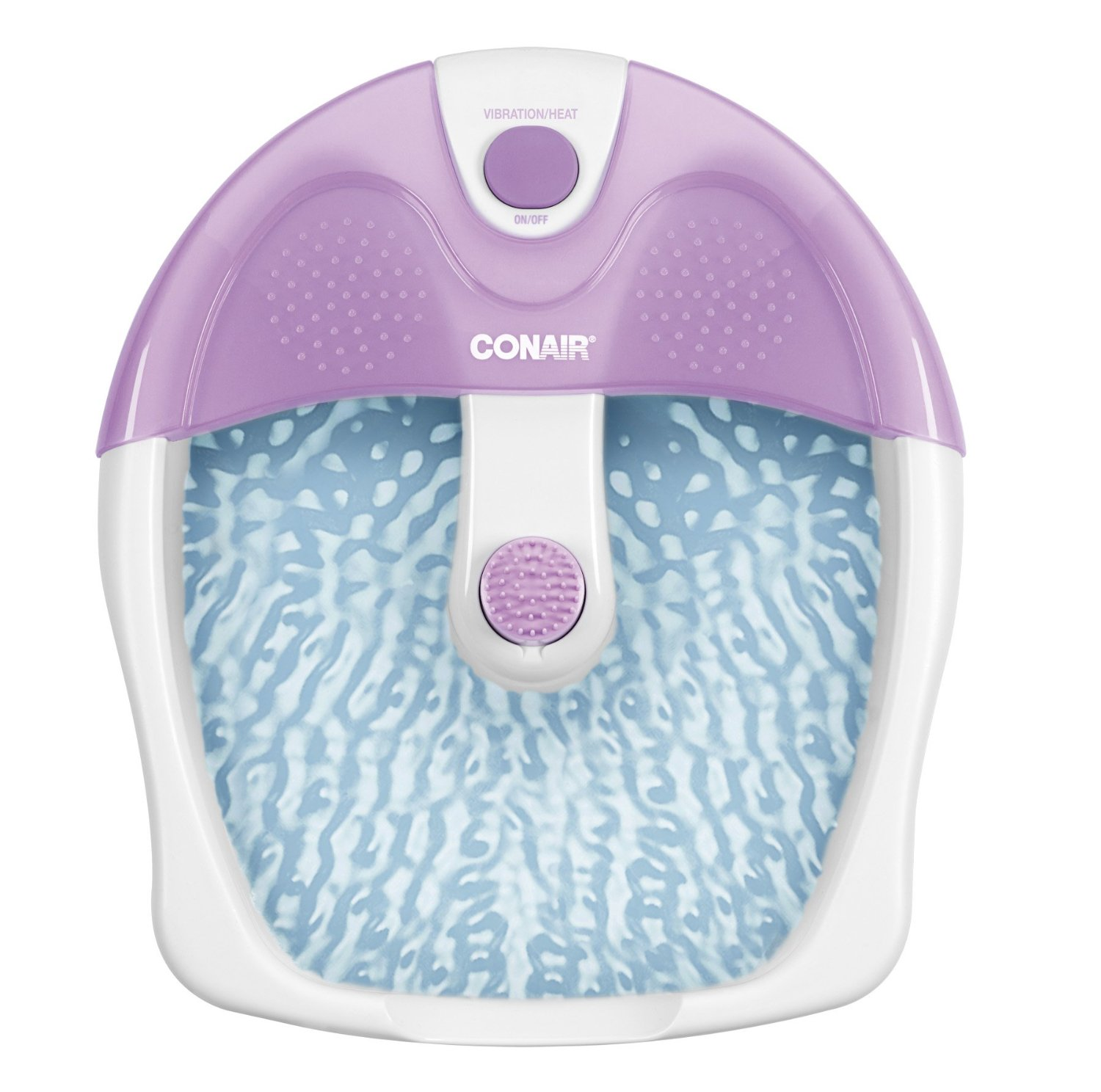 conair foot spa with vibration