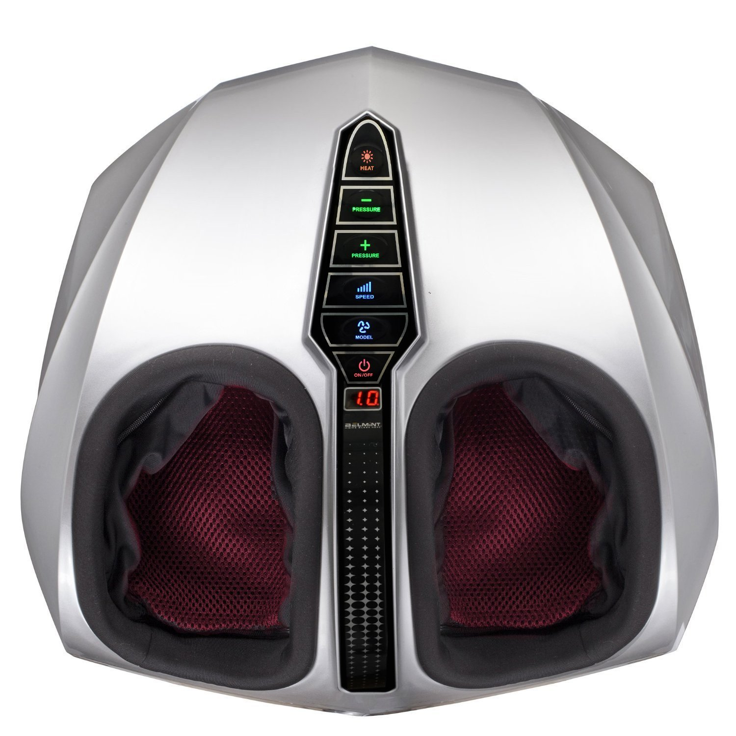 Belmint Shiatsu Foot Massager with Switchable Heat | Cover Is Removable & Washable