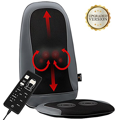 Shiatsu Massage Cushion by Gideon