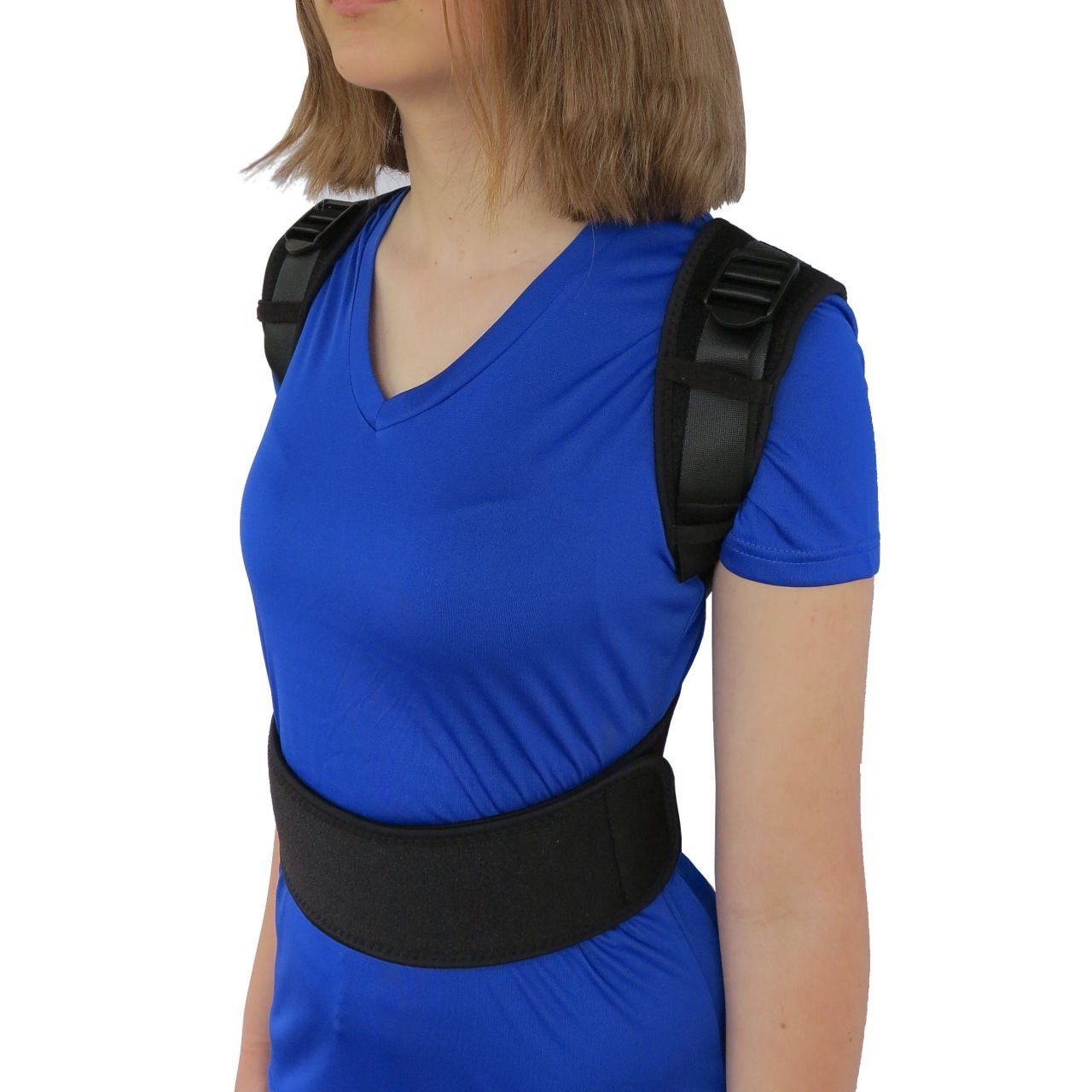 ComfyMed Posture Corrector Clavicle Support Brace CM-PB16
