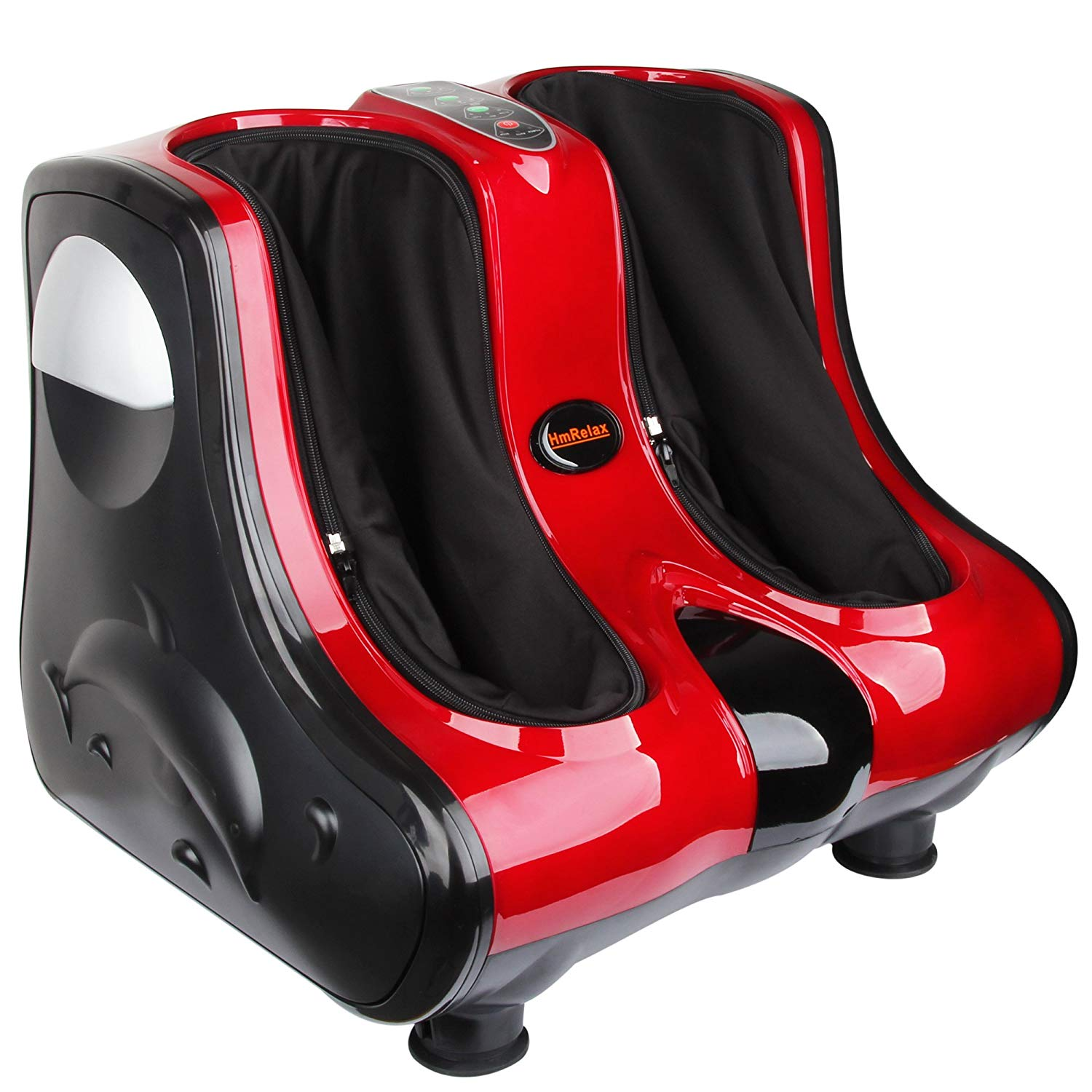 Shiatsu Kneading, Rolling & Heating Foot & Calf Massager