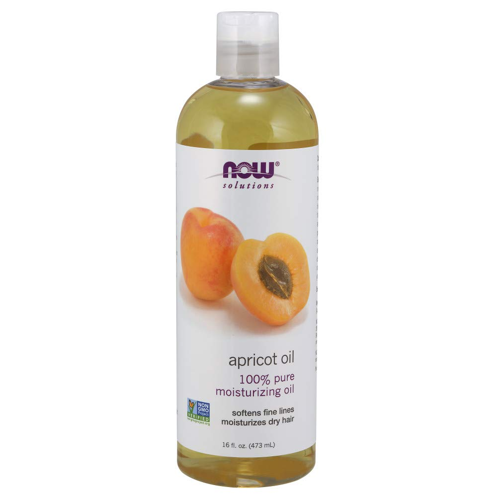 Now Foods Now Solutions Apricot Kernel Oil