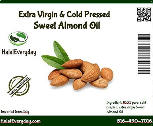 SAAQIN Sweet Almond Oil